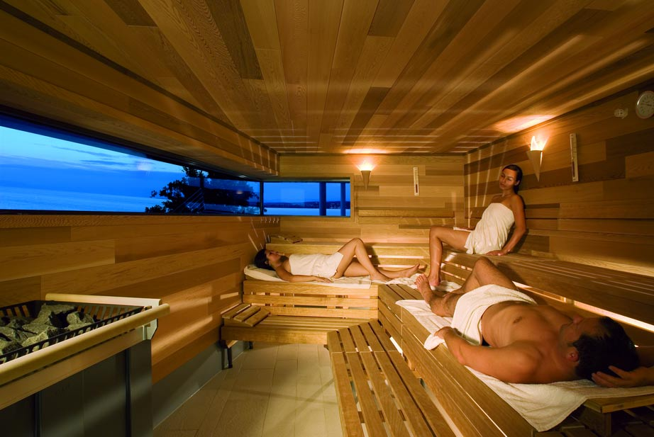 Sauna Der Bodensee Therme Konstanz