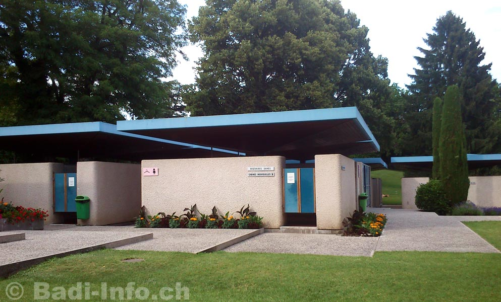 Piscine de nyon l 39 architecture - Piscine couverte nyon rennes ...