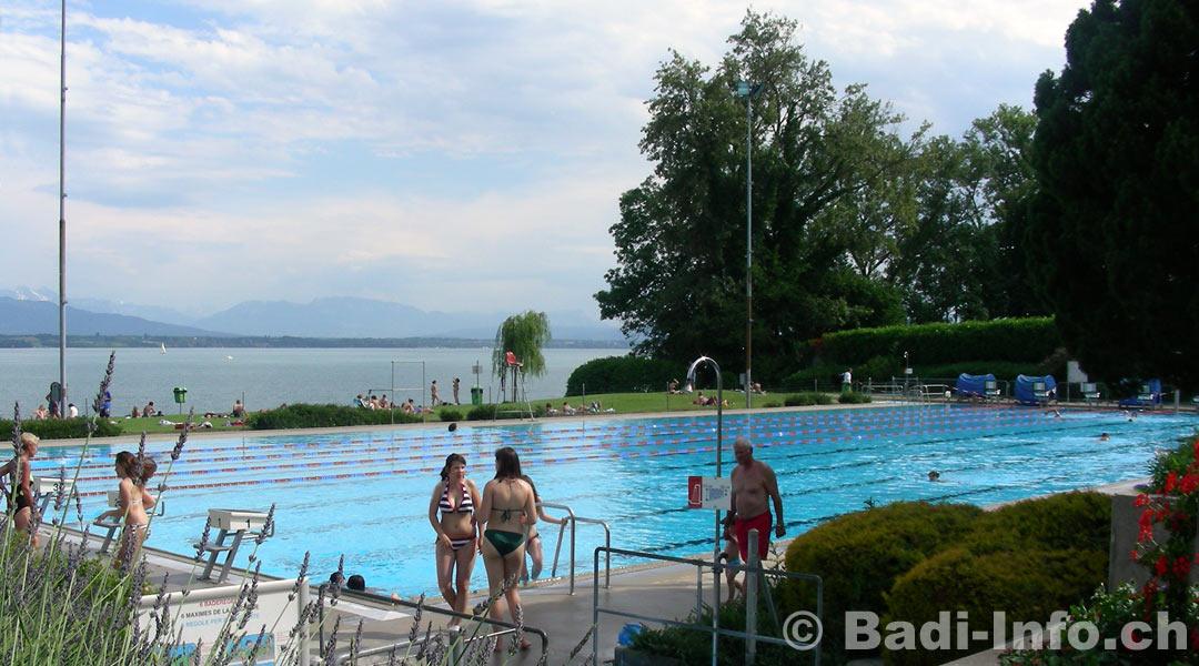 Piscine de nyon bassin nageurs - Piscine couverte nyon rennes ...