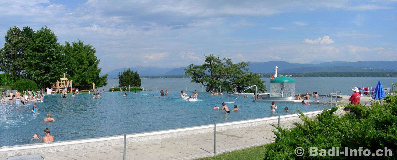 piscine de nyon bassin non nageurs