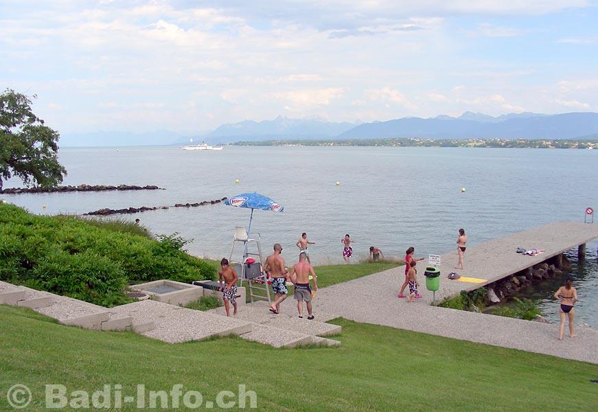 Piscine de nyon la plage - Piscine de nyons horaires ...