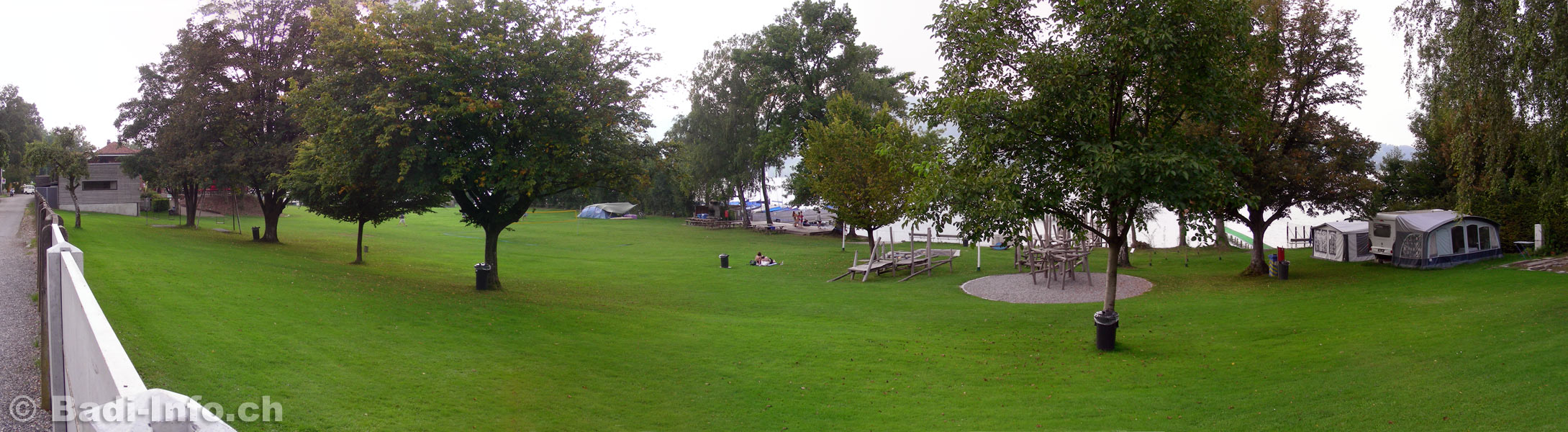 Tennwil Strandbad am Hallwilersee