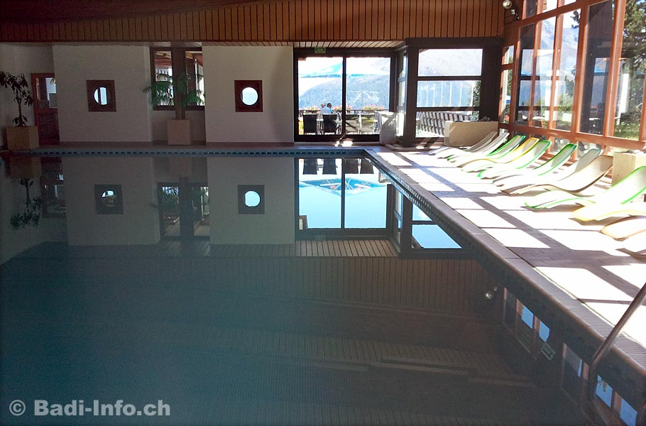 Thyon 2000 piscine couverte for Piscine 2000