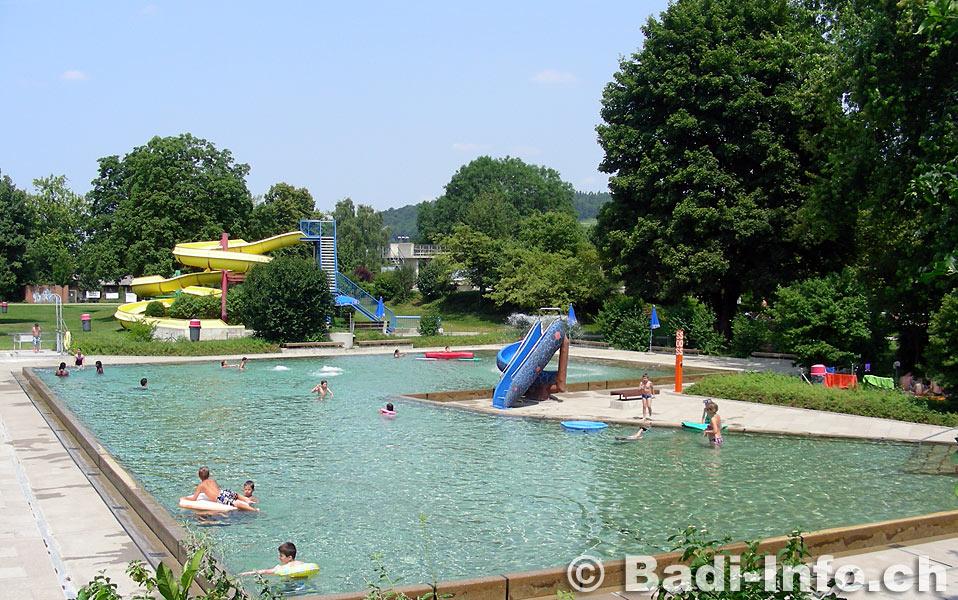 Schwimmbad wohlen nichtschwimmerbecken for Schwimmbad becken