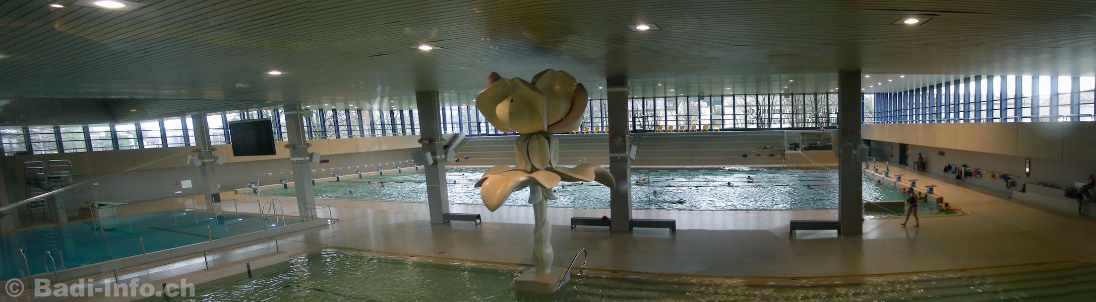 Hallenbad - Oerlikon swimming pool ...