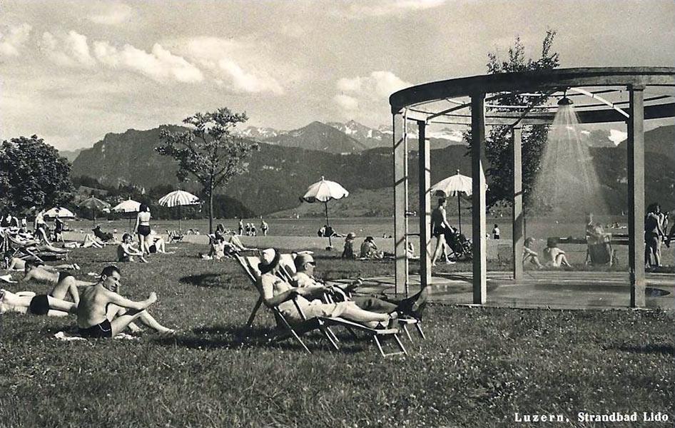 Lido Luzern 1938